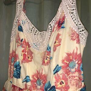 City Triangles Dresses - Sun Dress
